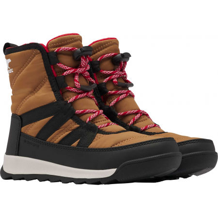 Kids' winter shoes - Sorel YOUTH WHITNEY II SHORT L - 3