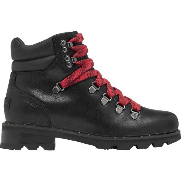 Sorel LENNOX HIKER ROUGE  8 - Dámska zimná obuv