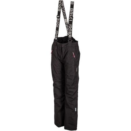 ca98062a3ea1 Dámske lyžiarske nohavice - Brugi DÁMSKE LYŽIARSKE NOHAVICE - 1