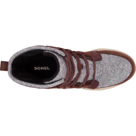 Women's winter shoes - Sorel EXPLORER JOAN FELT - 4