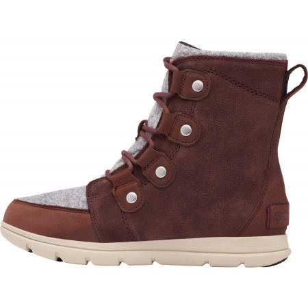 Women's winter shoes - Sorel EXPLORER JOAN FELT - 2