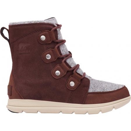 Women's winter shoes - Sorel EXPLORER JOAN FELT - 1