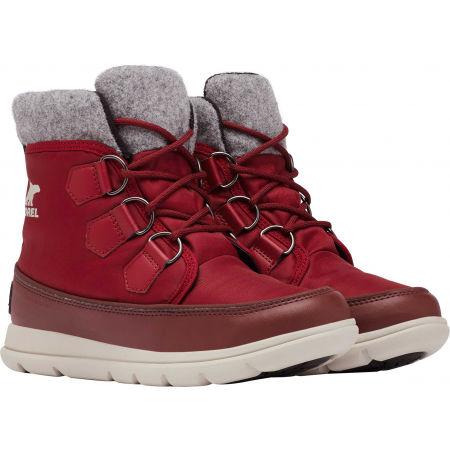 Women's winter shoes - Sorel EXPLORER CARNIVAl - 3