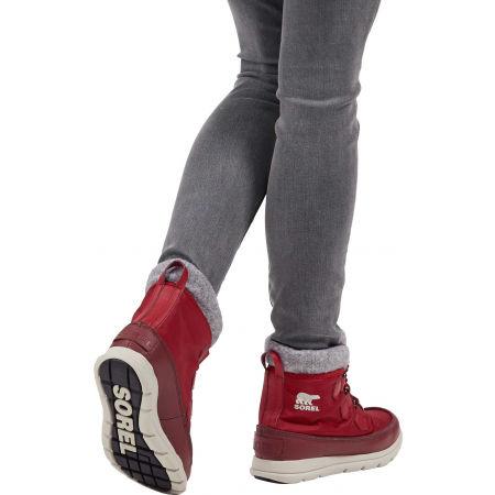 Women's winter shoes - Sorel EXPLORER CARNIVAl - 7