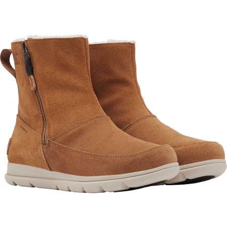 Sorel EXPLORER  ZIP - Dámská zimní obuv