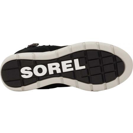Women's winter shoes - Sorel EXPLORER ZIP - 4