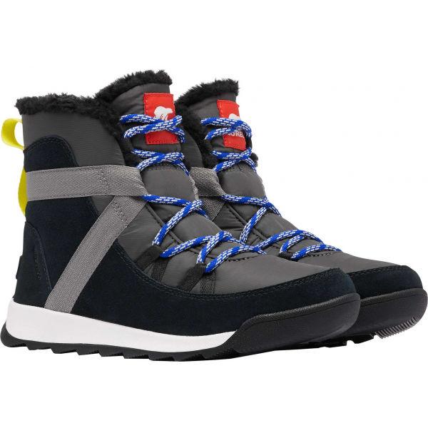 Sorel WHITNEY II FLURRY čierna 6 - Dámska zimná obuv