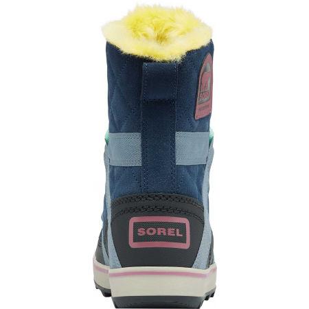 Dámská zimní obuv - Sorel GLACY EXPLORER SHORTIE - 6