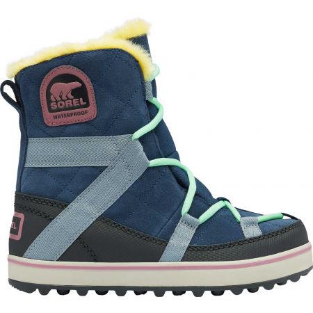 Sorel GLACY EXPLORER SHORTIE - Női téli cipő