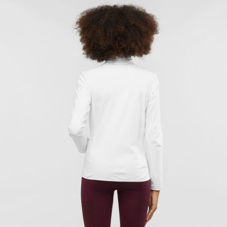 Női pulóver - Salomon OUTRACK FULL ZIP W - 3