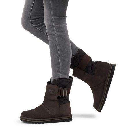 Women's winter shoes - Sorel NEWBIE - 7