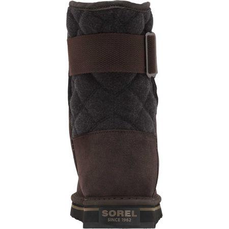 Women's winter shoes - Sorel NEWBIE - 6