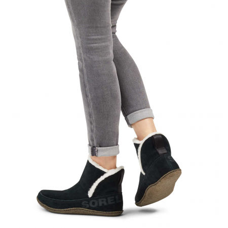 Women's winter shoes - Sorel NAKISKA BOOTIE - 7