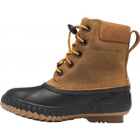Chlapčenská zimná obuv - Sorel YOUTH CHEYANNE II VEG - 2