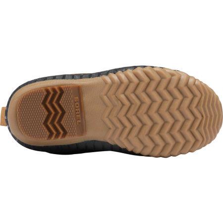 Chlapčenská zimná obuv - Sorel YOUTH CHEYANNE II VEG - 5