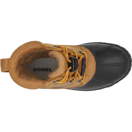 Chlapčenská zimná obuv - Sorel YOUTH CHEYANNE II VEG - 4