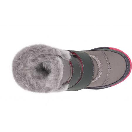 Dětská unisex zimní obuv - Sorel CHILDRENS WHITNEY II STR - 4