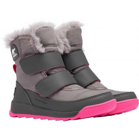 Dětská unisex zimní obuv - Sorel CHILDRENS WHITNEY II STR - 3