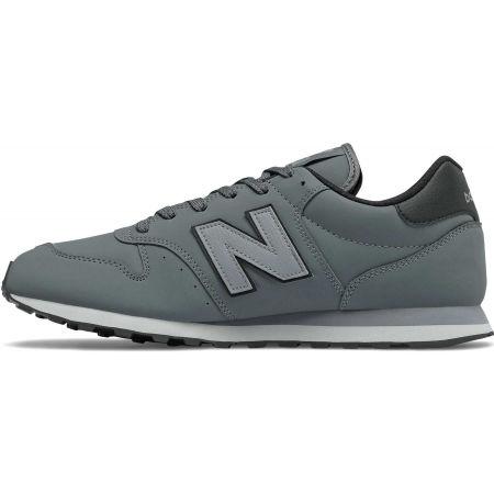 Pánska voľnočasová obuv - New Balance GM500LB1 - 2