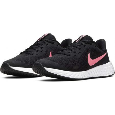 Obuwie do biegania dziecięce - Nike REVOLUTION 5 GS - 3