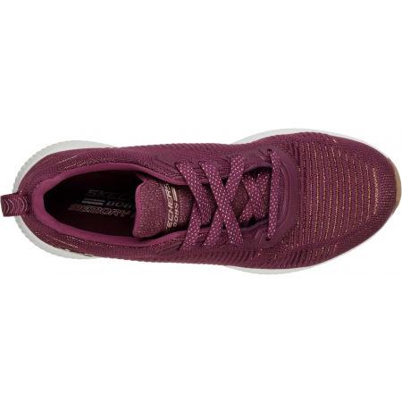Dámska obuv na voľný čas - Skechers BOBS SQUAD GLAM LEAGUE - 4