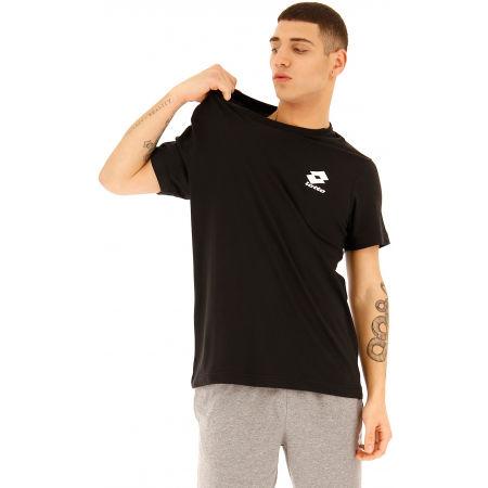 Pánske tričko - Lotto TEE BS JS - 4