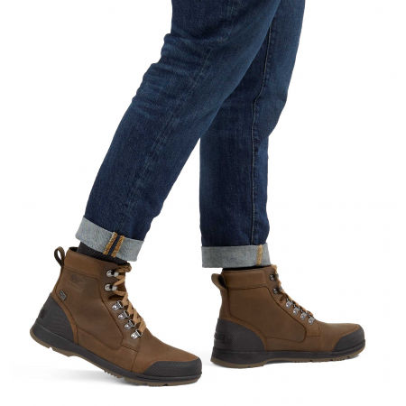 Men's winter shoes - Sorel ANKENY II MID OD - 5