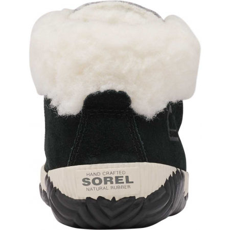 Girls' winter footwear - Sorel YOUTH OUT N ABOUT CONQUE - 6