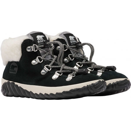 Girls' winter footwear - Sorel YOUTH OUT N ABOUT CONQUE - 3