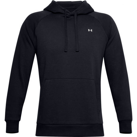 Pánska mikina - Under Armour UA RIVAL FLEECE HOODIE - 1