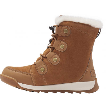 Kids' winter shoes - Sorel YOUTH WHITNEY II SUEDE - 2