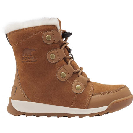 Sorel YOUTH WHITNEY II SUEDE - Kids' winter shoes