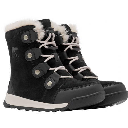 Kids' winter shoes - Sorel YOUTH WHITNEY II SUEDE - 3