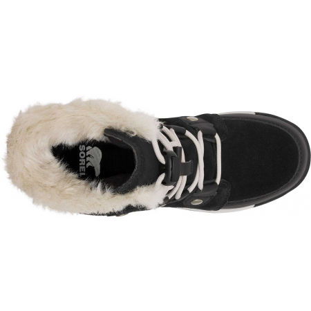 Kids' winter shoes - Sorel YOUTH WHITNEY II SUEDE - 4