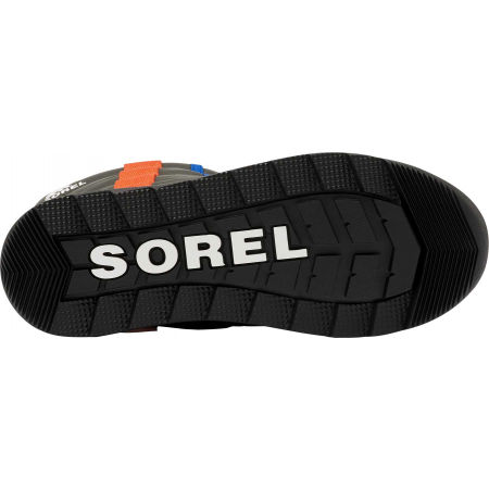 Kids' winter footwear - Sorel YOUTH WHITNEY II PUFFY M - 4