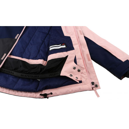 Kids' ski jacket - Hannah MAJLO JR - 4