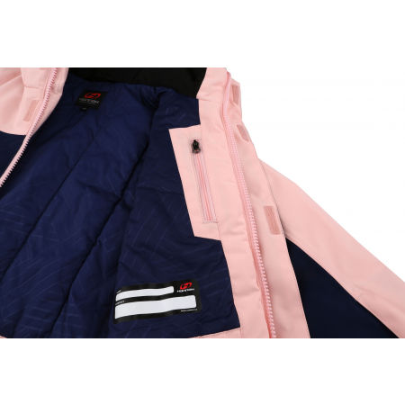 Kids' ski jacket - Hannah MAJLO JR - 5