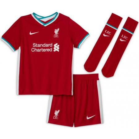 Zestaw piłkarski chłopięcy - Nike LFC LK BRT KIT HM - 1
