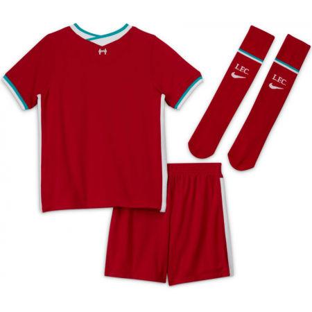 Costum de trening clasic pentru băieți - Nike LFC LK BRT KIT HM - 2