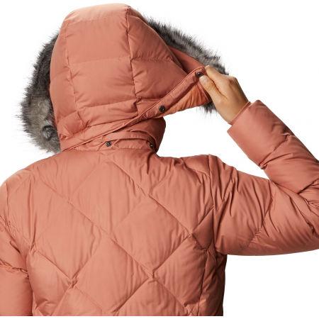 Dámska zimná bunda - Columbia ICY HEIGHTS II MID LENGTH DOWN JACKET - 6