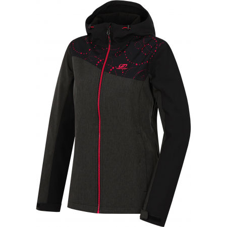 Women's softshell jacket - Hannah DASTIN - 1