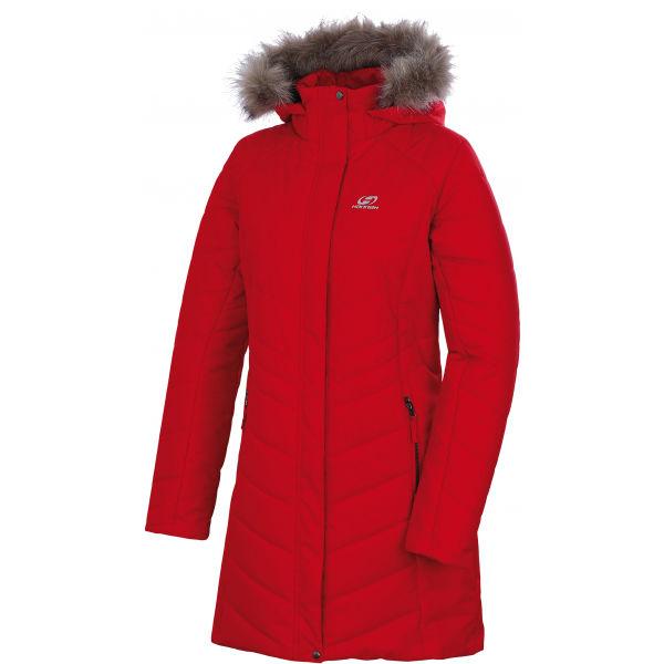 Hannah MAURICIA II červená 36 - Dámský zimní kabát