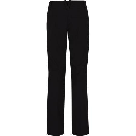 Dámske nohavice s teplou podšívkou - Hannah SOFFY - 2