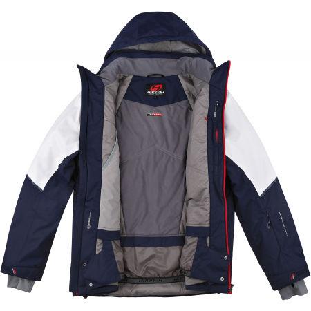 Pánská membránová lyžařská bunda - Hannah TIENN - 3