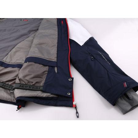 Pánská membránová lyžařská bunda - Hannah TIENN - 4