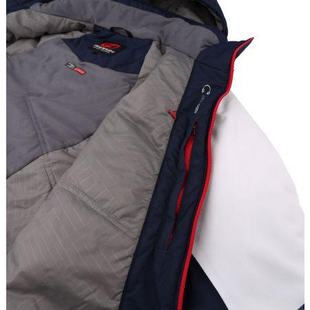 Pánská membránová lyžařská bunda - Hannah TIENN - 5