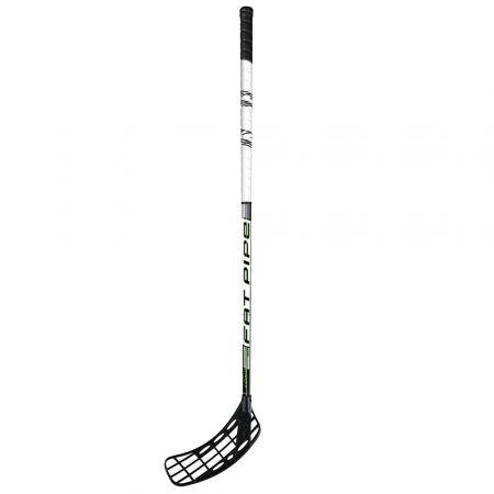 Florbalová hokejka - Fat Pipe LONG JOHN - 1