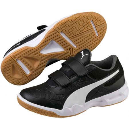 Puma TENAZ V JR - Kids' indoor shoes