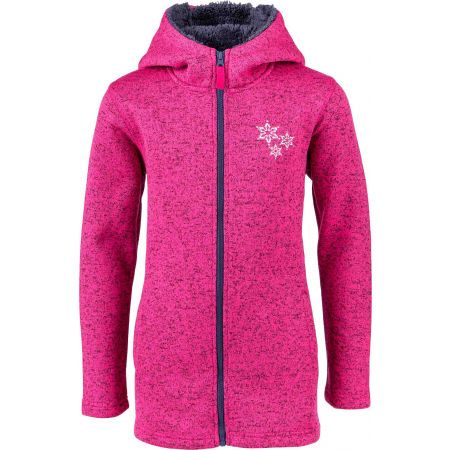 Lewro SACHMET - Girls' extended sweatshirt
