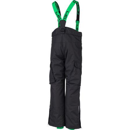 Dětské snowboardové kalhoty - Lewro HRISCO - 3